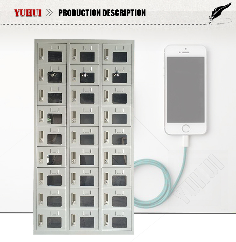 Customized Multi Cell Phone Charging Station Multi
