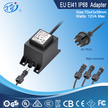China supplier ip68 outdoor lighting transformer 12v with ce gs emc china supplier ip68 outdoor lighting transformer 12v with ce gs emc approvals aloadofball Image collections