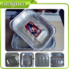 Disposable Aluminium foil tray for food