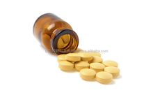 Made in USA 1000mg Bee Pollen Complex Tablets