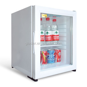 XC-28-1 28L Absorption Mini Bar Small Fridge With Glass Front
