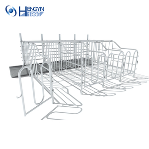 pig farming equipment pig gestation crate /stall /pen