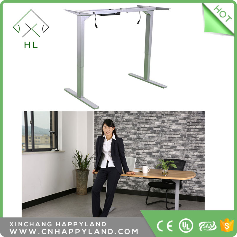 Malaysia Meeting Tables Metal Electric Lifting Office Workstation