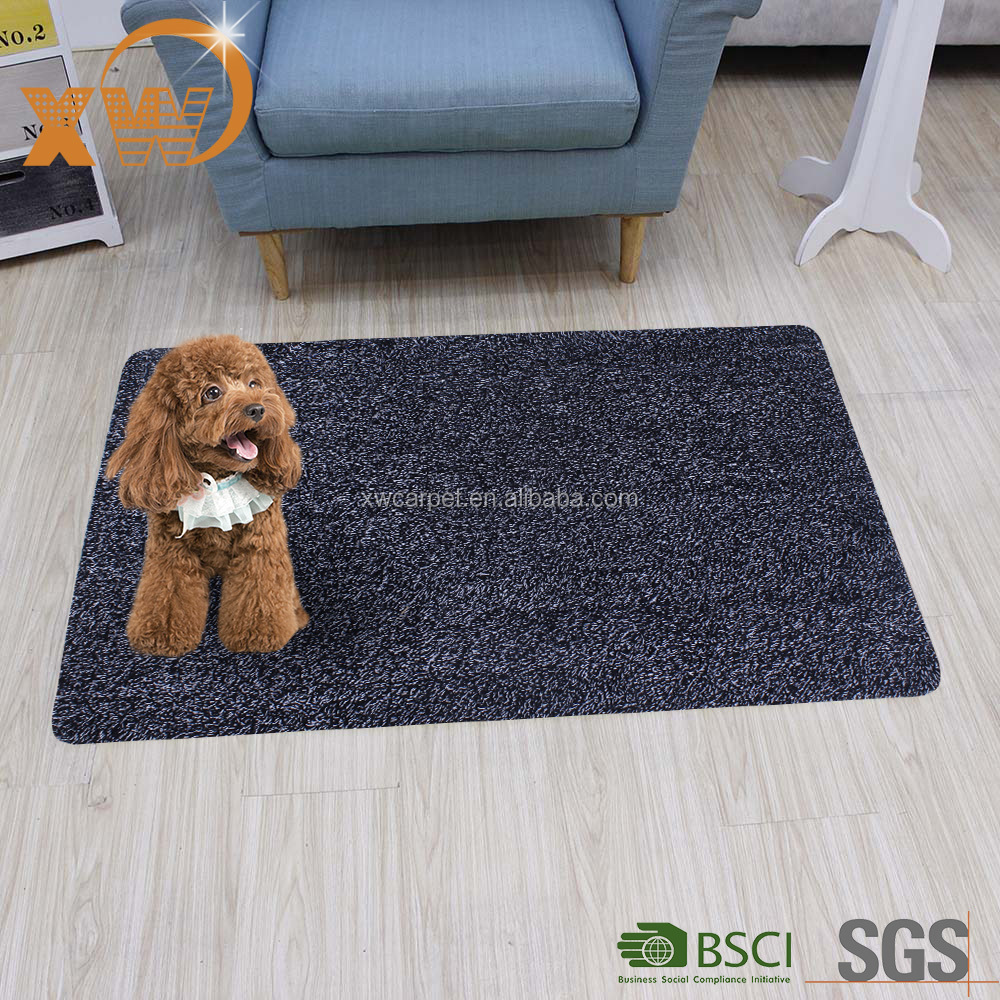 floor bath mat mats lovely pug kitchen floors product soft suede door dog welcome rugs printed area