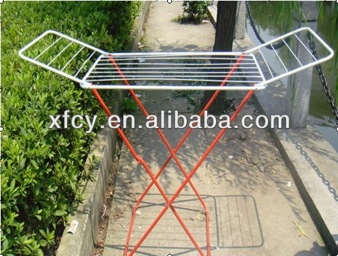 2013 hotest saled Color foldable wall mounted clothes drying rack