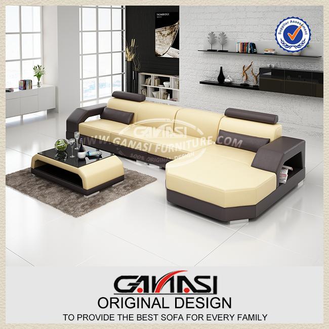 Diseños sofá de cuero moderno, muebles de empresas de alemania ...