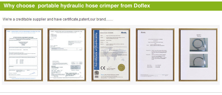 Doflex stainless steel flexible hose pipe
