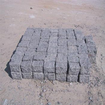 Großhandel Billig Einfahrt Granit Pflasterstein Für Garten Gehwege
