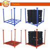 Tire storage racks, removable posts(60x60x60) of stacking racks,tire shelves
