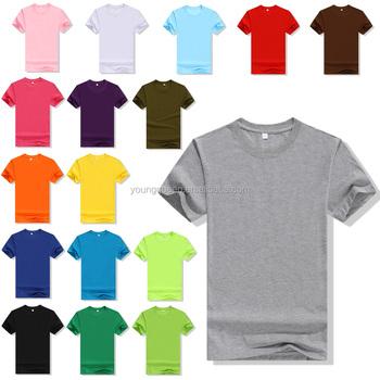 Yt01 Mens T Shirts Cheap Apparel Cotton T Shirt Custom T Shirt ...