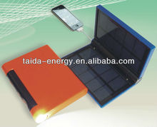 Portable 5000MAH Solar Power Charger Solar USB Device Charger