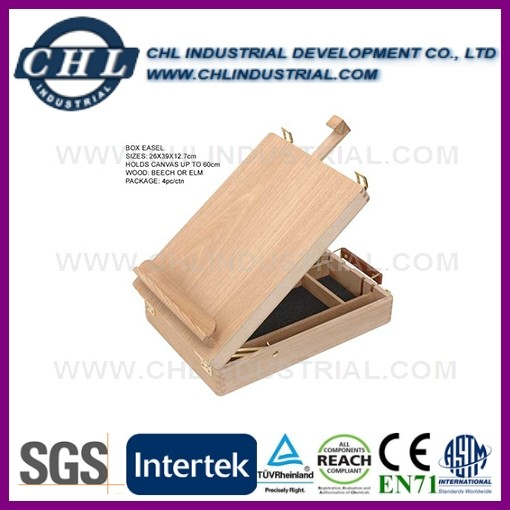 Mini easel box manufacturer for artist