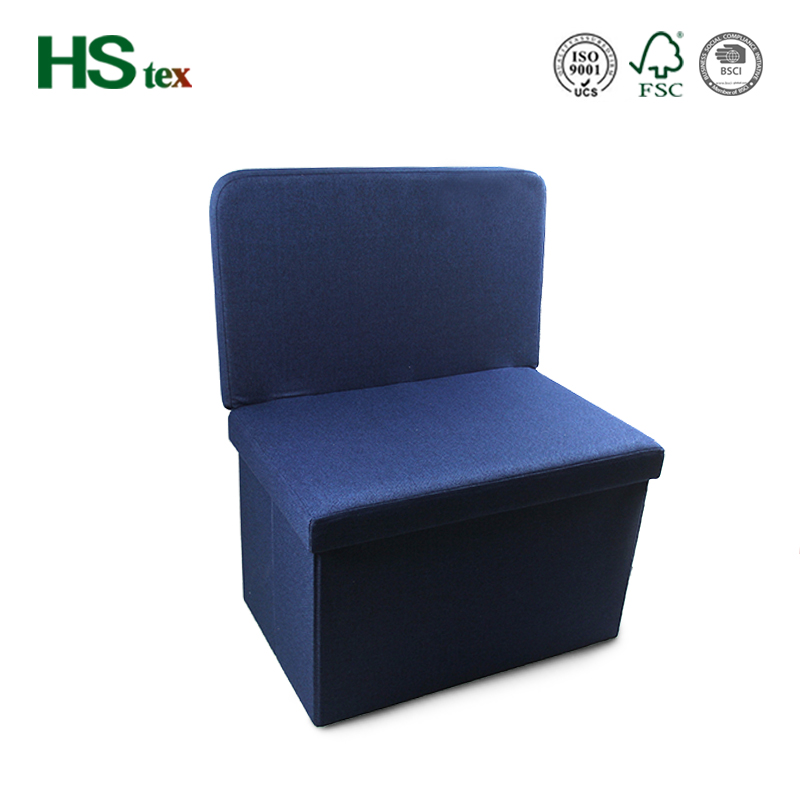 HStex fabric folding chair mobili con bagagli