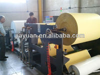 JYT-B velcro tape laminating machine with CE certificate