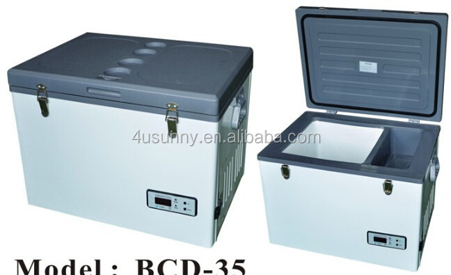 solar Vaccine Refrigerator,Car Freezer