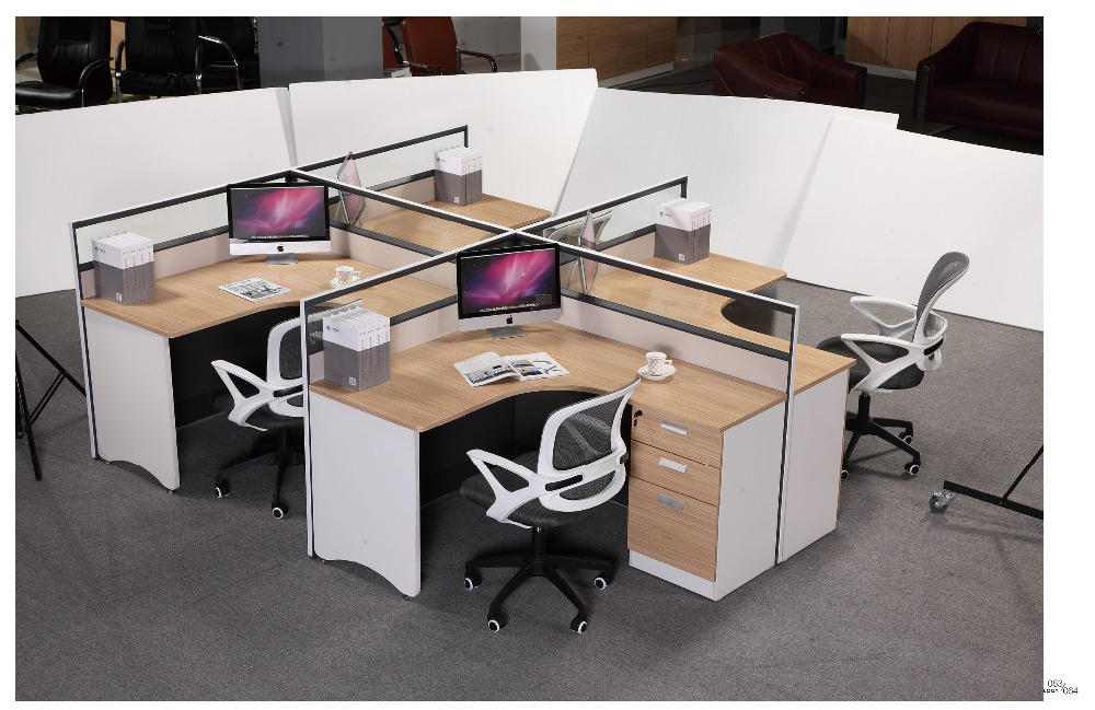 Materials Used Building Parion Wall Office Workstations Desks New Design An Fashion Furniture Types Of Walls