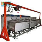 auto/six tank industrial ultrasonic cleaning machine,ultrasound/supersonic cleaning machine