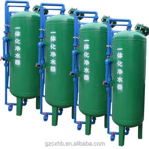 Good sell Carbon steel River water treatment purification system for africa