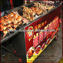 2016 HOT SALE doner kebab grill machine/grilled chicken machine price