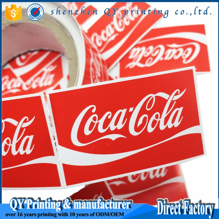 China made manufacturer label printing drink products business for sale