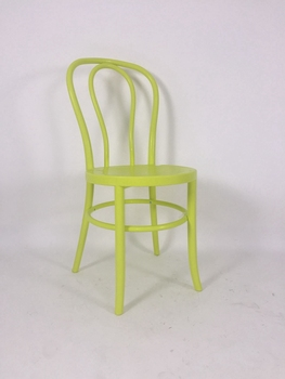 Qingdao New Style Factory Price Event Cheap Resin/pp/crystal/plastic Thonet/