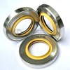 dlseals Stainless Steel PTFE Lip Rotary Shaft Oil Seal 35x47x8 National Oil Seal Cross Reference
