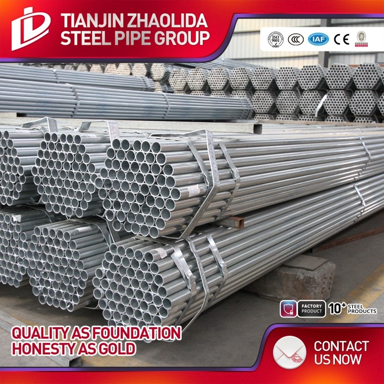 china manufacturer ASTM galvanized steel pipe trade company