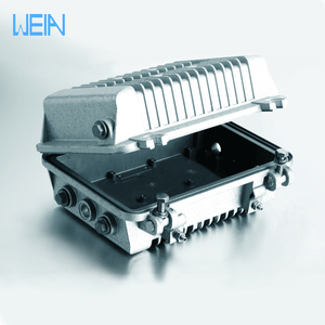 Customized die casting aluminium alloy control panel box electrical control box control box