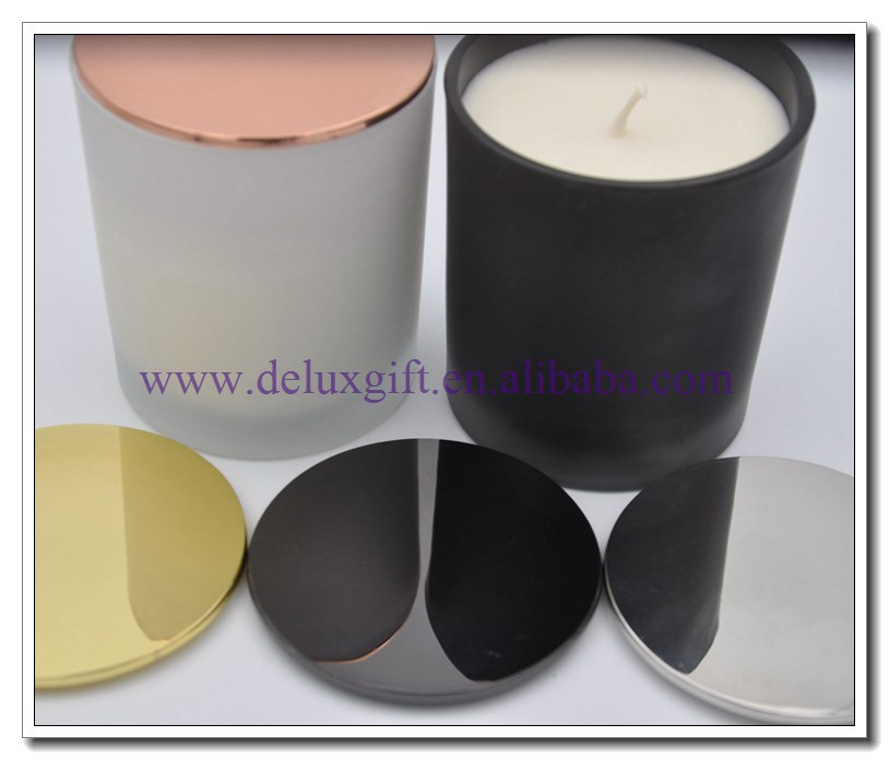 personalized luxury soy wax scented candles/aroma candle set