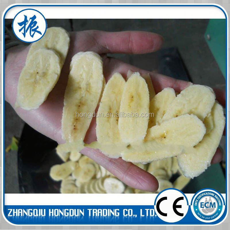 Machine Of Banana Slicer For Chips