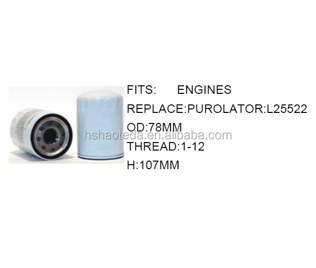 Catálogo de fabricantes de Purolator Filtro Aceite de alta calidad y Purolator  Filtro Aceite en Alibaba.com 1f4f3e8308