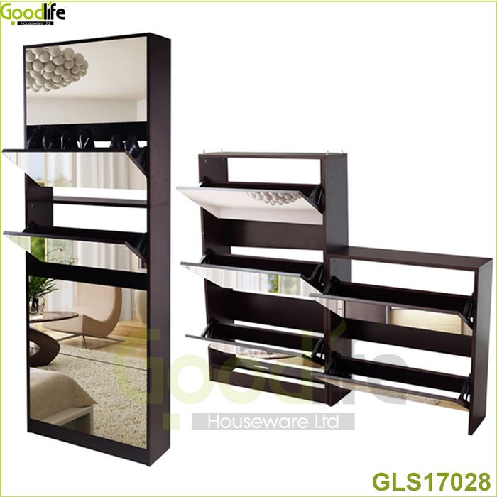 folding furniture portable shoe rack from china