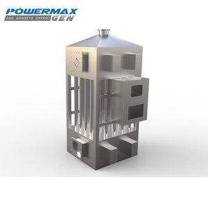 Cleanmax Customized High Voltage Tar Electrostatic Precipitator