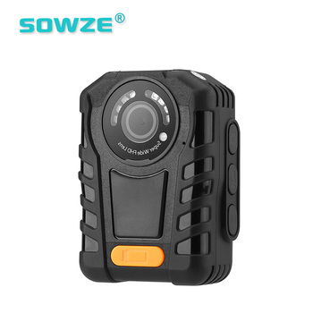 5MP IP65 Night Vision 10 Meters Body Camera Police Body Worn Camera DVR