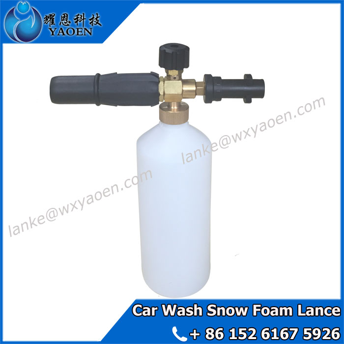 Wholesale Car Washer Car Member Snow Foam Cannon