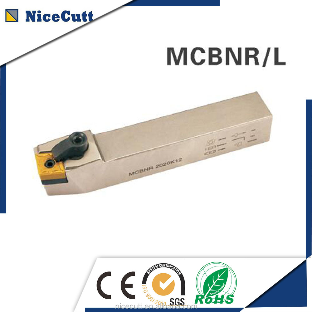 Nicecutt M Series CNC Machine Turning Tools Holders ISO External Turning Holder Quick Change Tool MCBNR 1616H12