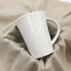 11oz milk white mug sublimation porcelain coffee cup for printing