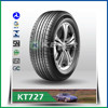 2016 New Product on China Market Car Tire New For Hot Sale Pcr Car Tires Price KT727 Made in China