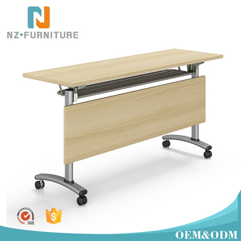 Cheap Folding Movable Office Training Table Meeting Room