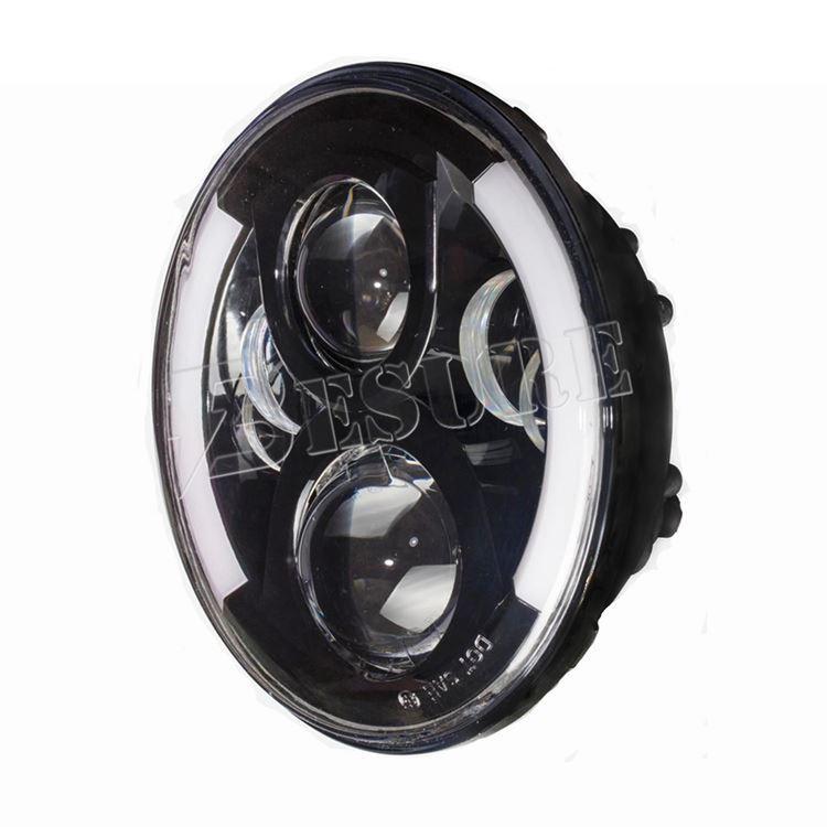 led beleuchtung f r auto mit winkel auge offroad led licht. Black Bedroom Furniture Sets. Home Design Ideas