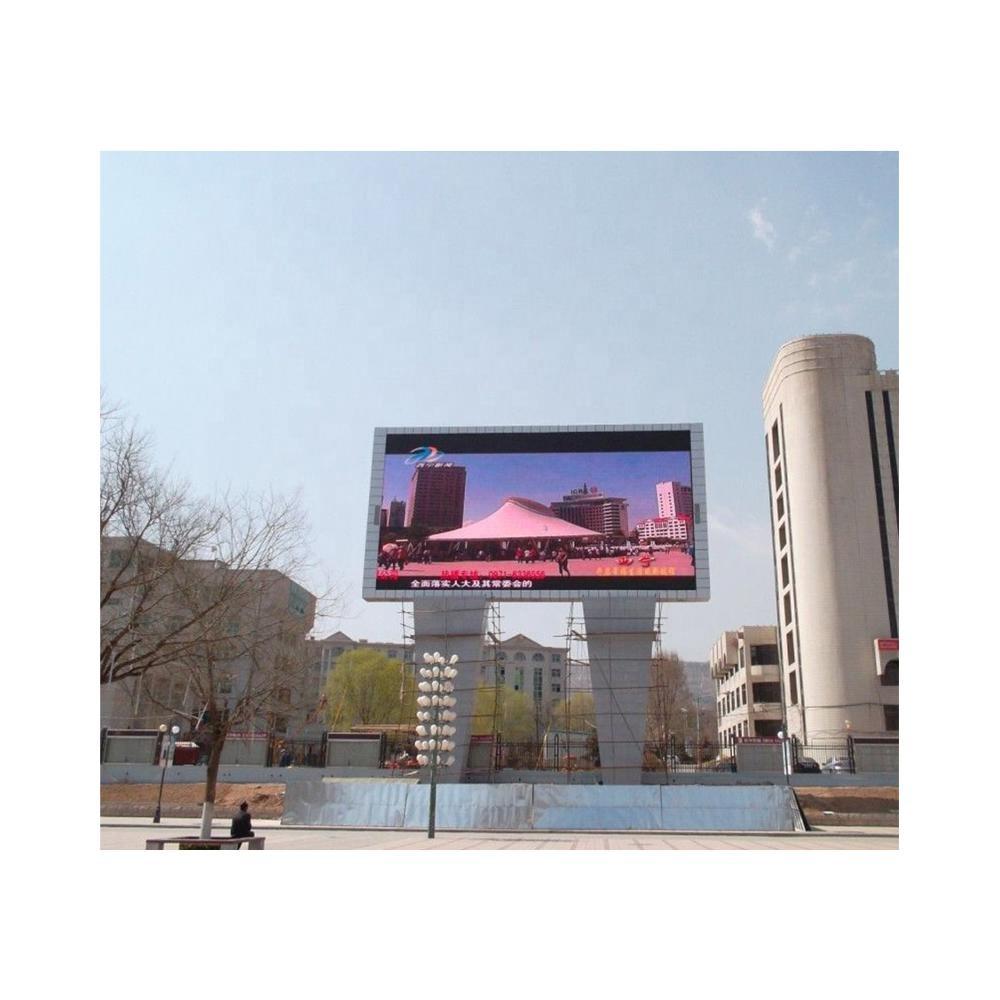 P6 Outdoor Fleksibel LED Screen Iklan LED Billboard Display/Menampilkan TV Layar Harga