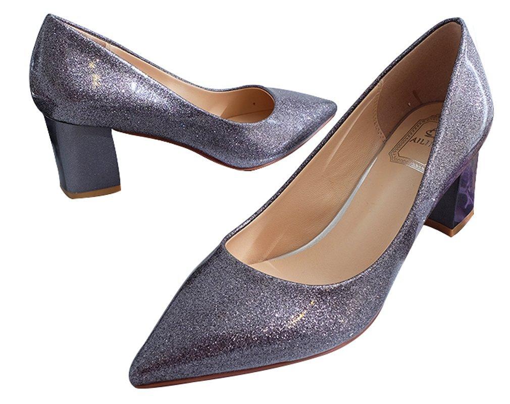 Wedding Shoes Bridal Shoes Bling Princess Shoes Purple