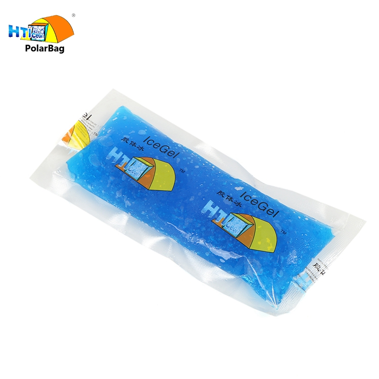 Aangepaste vorm plastic Hot Cold Gel Ice Pack