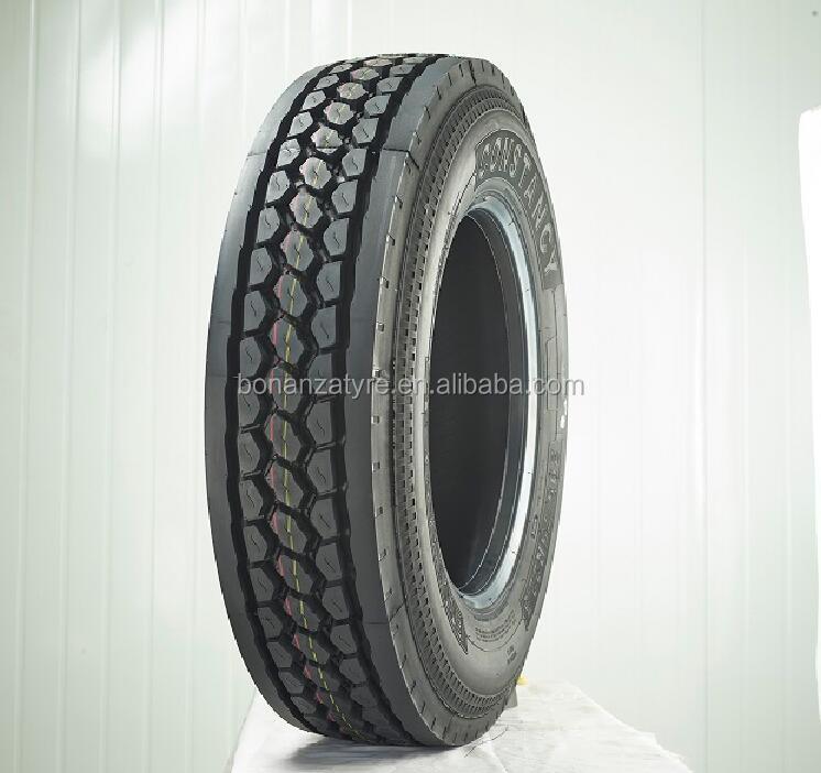 11r22 5 pas cher en gros chinois lourds pneus de camion. Black Bedroom Furniture Sets. Home Design Ideas