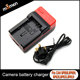 Fresh Exclusive Product Camera Battery Charger With Indicator Light UK Battery Charger Colorful For Canon BP-808 BP-825 Kit Tool