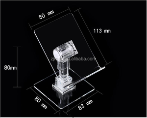 Reap new hot sales acrylic telephone display holder