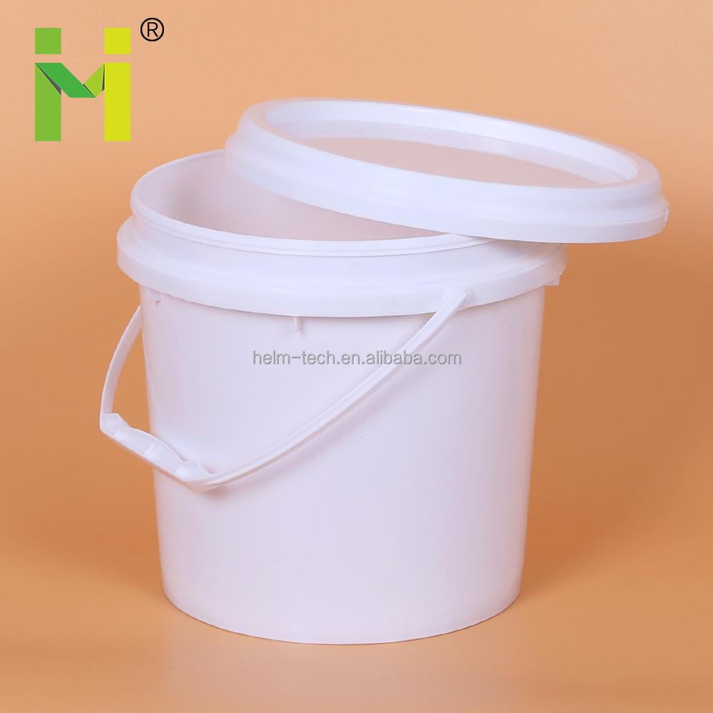 5L 10L 15L 20L plastic bucket with handle