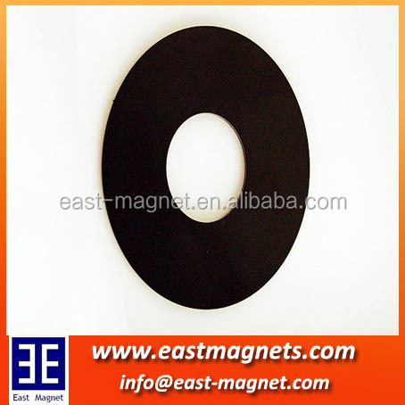 Permanent type ring Sintered Neodymium magnet with epoxy coated/Magnet for Sewing machine motor or magnetic Subwoofer