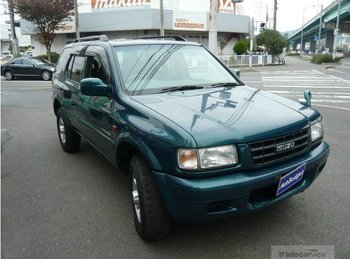 1999 Isuzu Wizard Used cars
