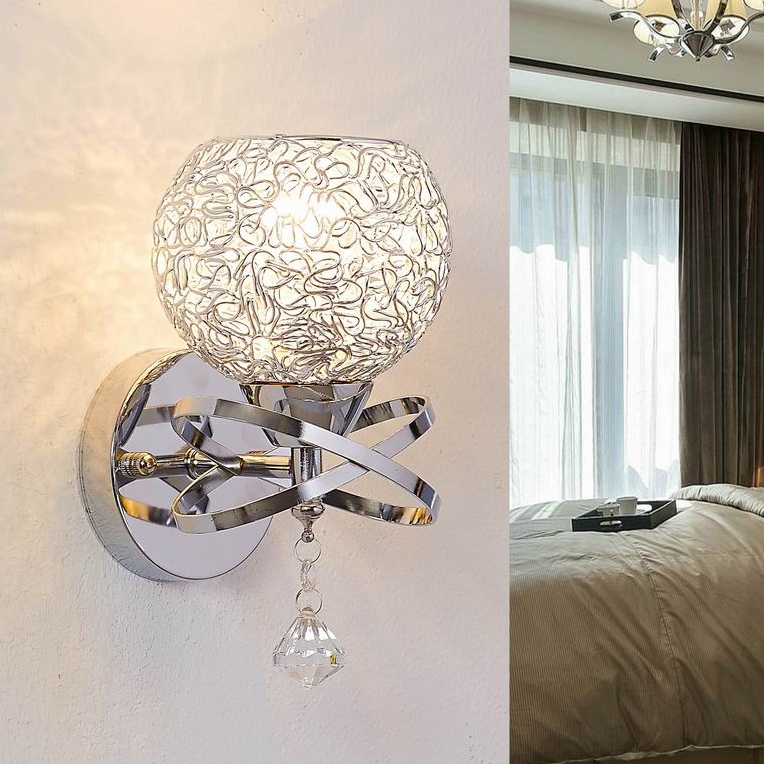 Modern Style Wall Lamps Bedside Lamp Bedroom Stair Lamp